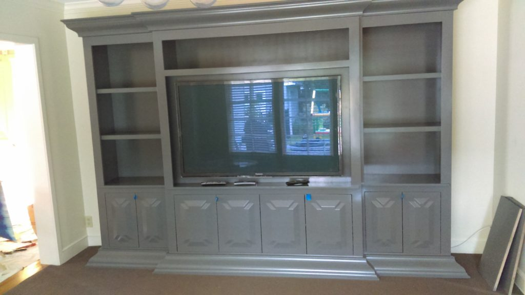 Grey Entertainment Center